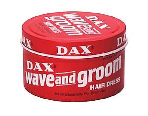 Dax Wave & Groom Red 99g