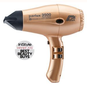 Parlux 3500 SuperCompact Ceramic & Ionic Gold