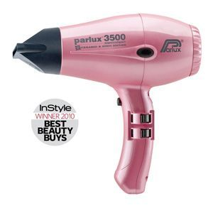 Parlux 3500 SuperCompact Ceramic & Ionic Pink